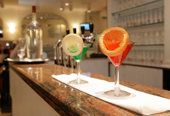 Hotel Ambassador Monaco: Bar