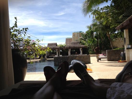 Abaca Boutique Resort : life is good @ abaca