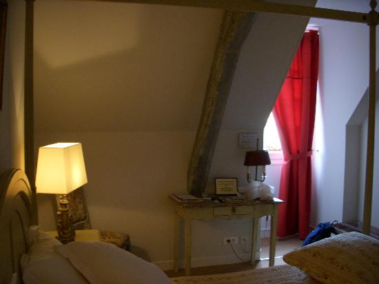 Hotel le Foret: Room at 3rd floor.