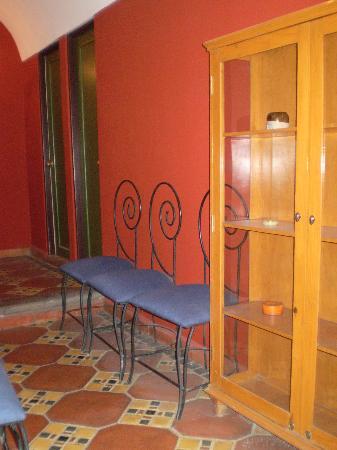 Residencia Polanco: Pasillos