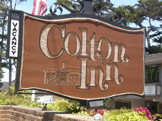 Colton Inn: Historic Downtown Monterey