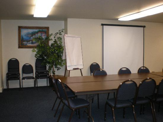 Colton Inn: Conference room