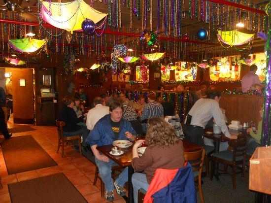 Mill Street Grill Jazz Night Near Mardi Gras