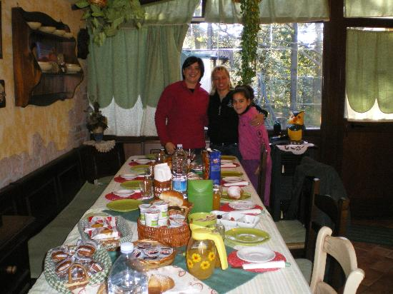 Bed & Breakfast Etnahouse : Mitica Angela !