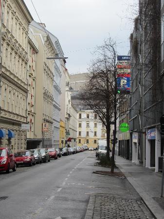 Savoy Hotel Vienna: Hotel Savoy