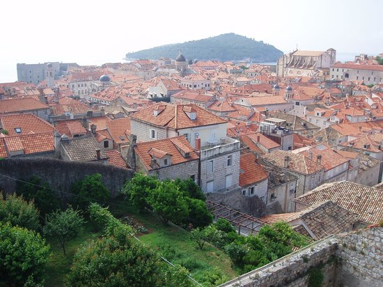 Murallas: View from city walls
