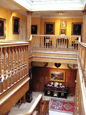 Kinloch House: On The First Floor