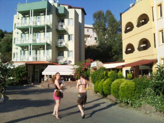 Seler Hotel: The two parts of the Hotel