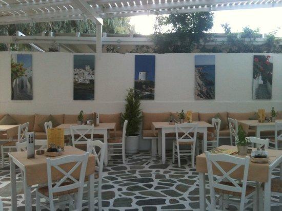 Piatsa Restaurant: nice enviroment...