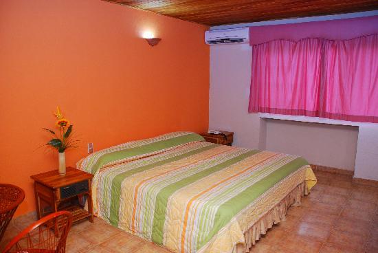 Mendihuaca Caribbean Resort: Habitaciones Confortables.