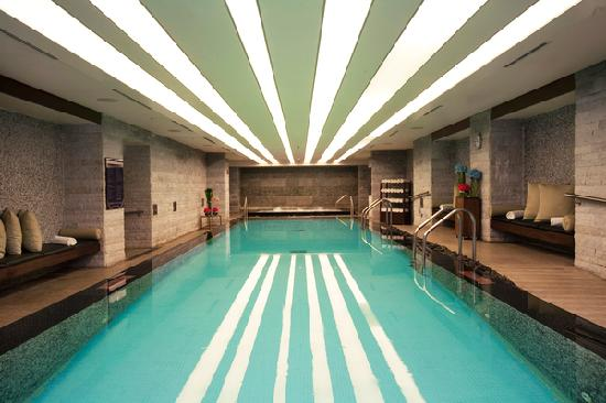 JW Marriott Hotel Bogota: Relax in our 5-star Bogota hotel's Lap Pool