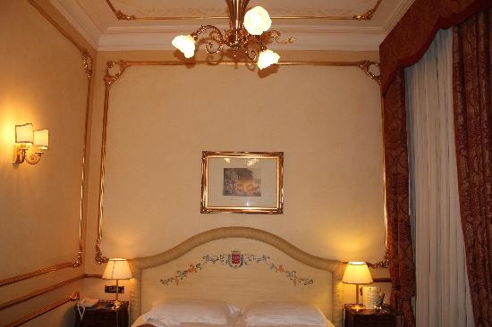Grand Hotel Wagner: Deluxe room