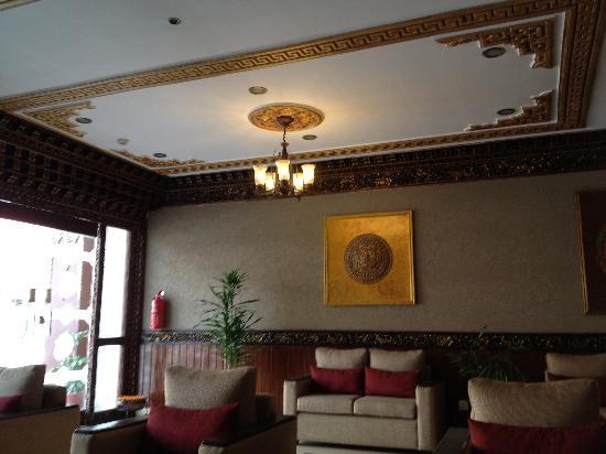 Hotel Tibet International: Lobby