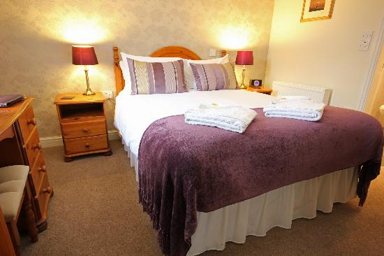 Lastra Farm Hotel & Restaurant: Gate House Superior Room