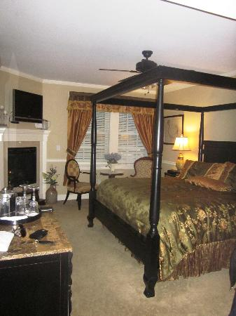 The Old Manse Inn : Vineyard Room