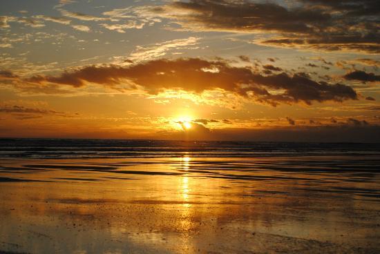 Panamá: Las Lajas beach, Chiriquì