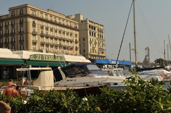 Grand Hotel Santa Lucia: View on the hotel