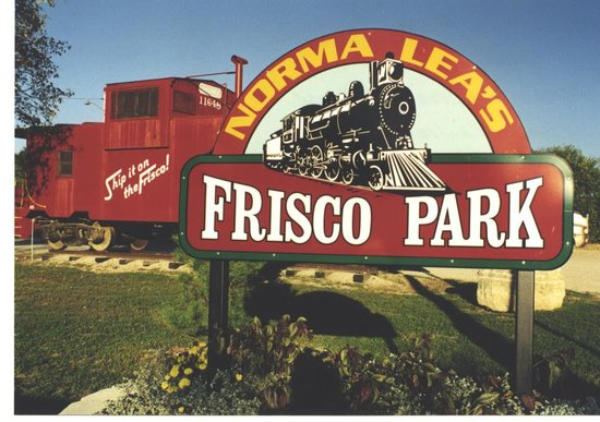 Frisco Park in Crocker, MO.