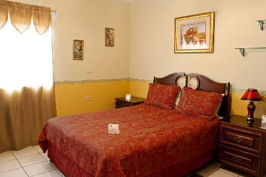 Hotel Villa Marina: Habitaciones confortables