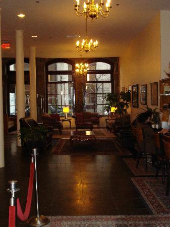 Harborside Inn: Lobby