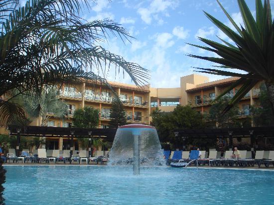 Barcelo Fuerteventura Thalasso Spa : 1 piscine