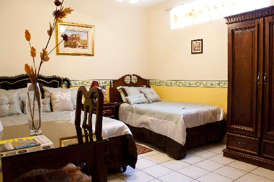 Hotel Villa Marina: Habitaciones dobles
