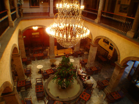 Hotel Frances: Lobby Bar