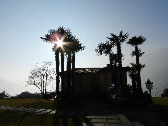 Hotel Eden Roc : Gartenbereich