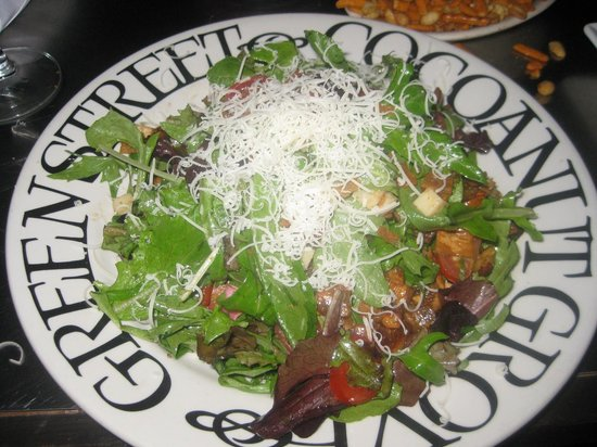 Greenstreet Cafe : Fig Salad