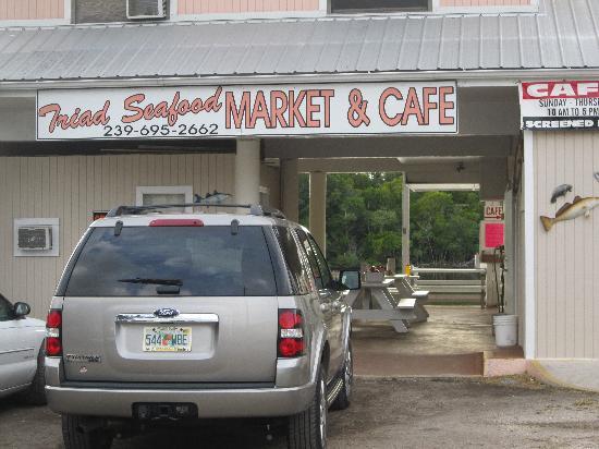 Triad Seafood Market & Cafe : Triad Seafood Cafe