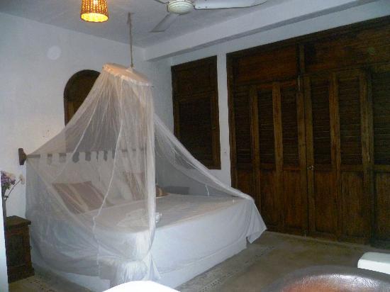 Hotel Nude Zipolite: la habitacion
