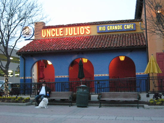 Uncle Julio Rio Grande Cafe Gaithersburg Md