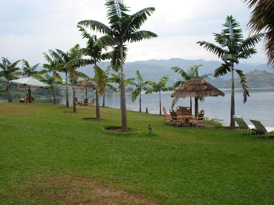 Gisenyi, Rwanda: gardens