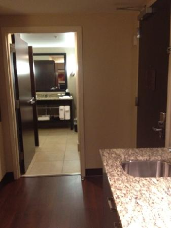 Embassy Suites by Hilton Jackson - North/Ridgeland: bathroom view again