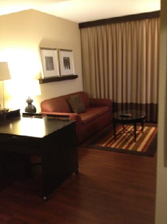 Embassy Suites by Hilton Jackson - North/Ridgeland: living room