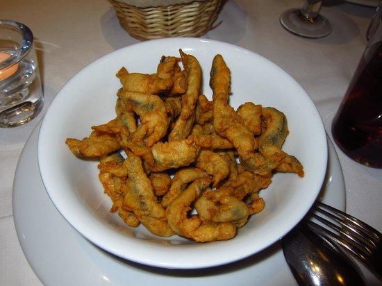 Las Tortillas de Gabino:                   Boquerones en adobo