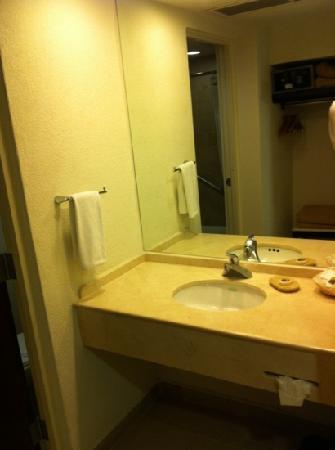 HB Hoteles Xalapa: Bathroom