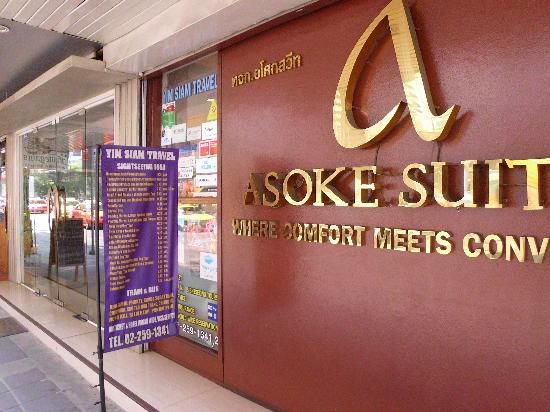 Asoke Suites Hotel: external photo