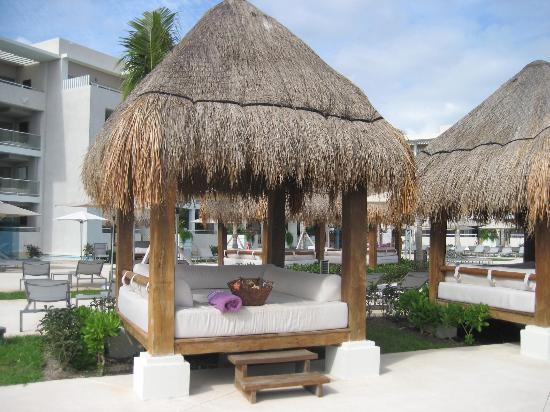 Paradisus Playa Del Carmen La Esmeralda : very comfortable to relax in!