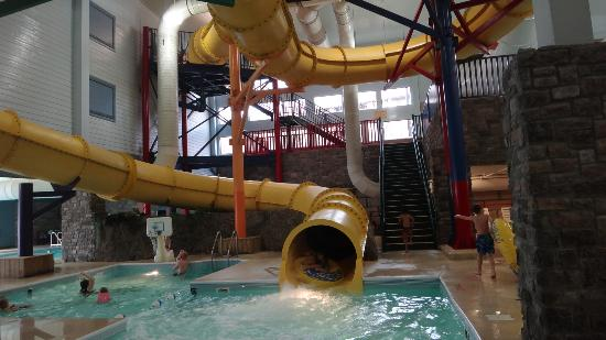 1 Of 2 Slides Picture Of Castle Rock Resort Waterpark Branson