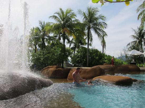The Westin Langkawi Resort & Spa: Rock pool
