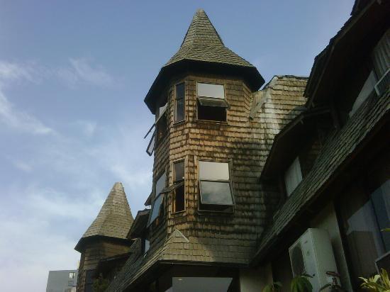 Manquehue Santiago Las Condes: Hotel Manquehue, Las Condes IV