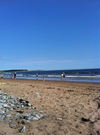 East Lawrencetown, Canadá: Lawerencetown Beach