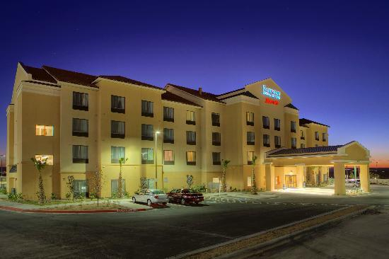 Fairfield Inn & Suites El Paso : Welcome to El Paso