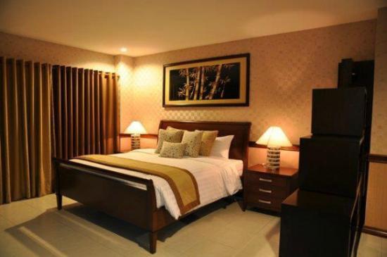 Subic Residencias: Room 101