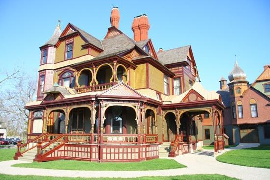 Muskegon, MI: Hackley House