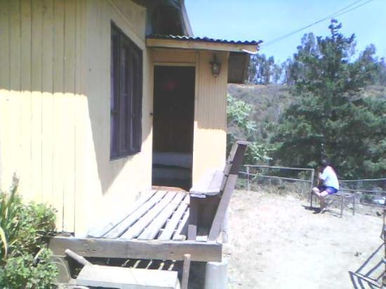 Restaurante & Cabanas El Mulato: cabañas