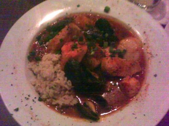 Gallo's Kitchen & Bar: Gallo's in Upper Arlington, Seafood Creole