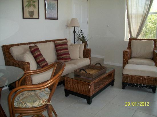 Villa Esencia: Tastefully furnished inside