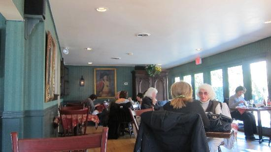 Inn of the Hawke: main dining room